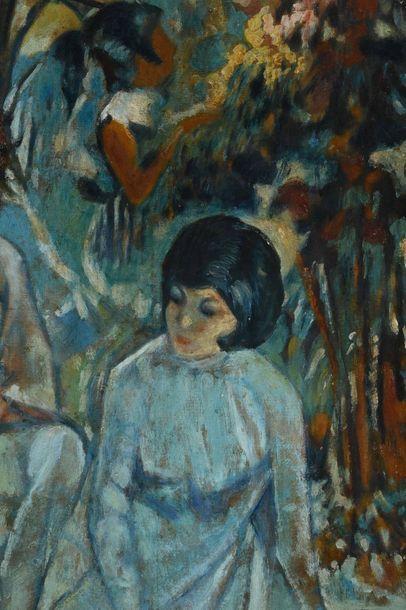 VIETNAM / Nguy?n Siên (1916-2014)  École Supérieure des Beaux-Arts d'Indochine...