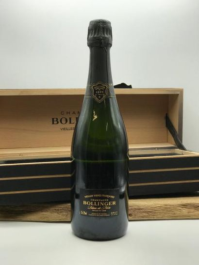 1 bouteille Champagne Bollinger