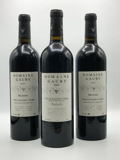 1 bouteille Côteaux du Languedoc Villages...