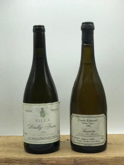 1 bouteille Pouilly Fume Didier Dagueneau...