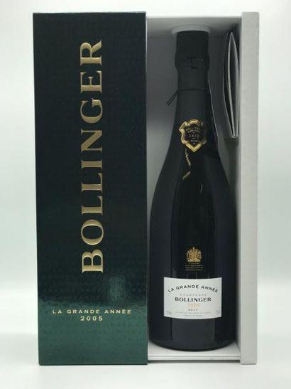 1 Bouteilles Champagne Bollinger