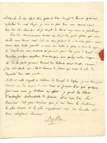 BUFFON GEORGES-LOUIS LECLERC, COMTE DE 布丰伯爵(1707-1788)