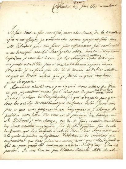LA CONDAMINE CHARLES-MARIE DE 查尔斯·玛丽·德·拉孔达明 (1701-1774)