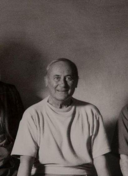 MIRÓ JOAN, CORRESPONDANCE AUTOGRAPHE SIGNEE A THOMAS ET DIANE BOUCHARD 胡安·米罗(1949-1976)...