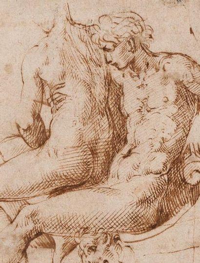 GIROLAMO FRANCESCO MARIA MAZZUOLI DIT LE PARMESAN (PARME 1503 - CASALMAGGIORE 1540)...