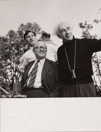 GANCE ABEL 阿贝尔·冈斯 (1889-1981) Ensemble de 300 lettres autographes signees a Nelly...