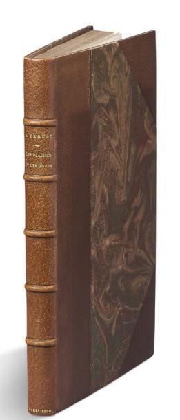 PROUST MARCEL 马赛尔·普鲁斯特 (1877-1922) * Les plaisirs et les jours, illustrations de...