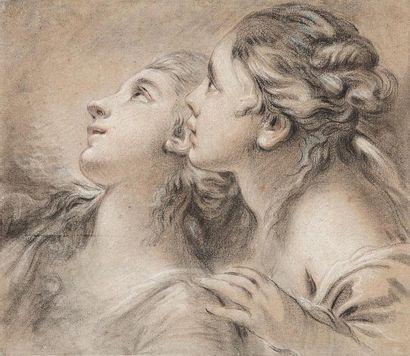 FRANÇOIS BOUCHER 弗朗索瓦·布歇 (PARIS 1703 - 1770)