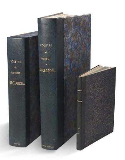 COLETTE SIDONIE GABRIELLE 柯蕾特 (1873-1954) ET MEHEUT MATHURIN (1882-1958)
