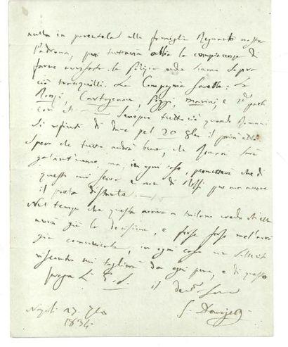 DONIZETTI GAETANO 葛塔诺·多尼采蒂 (1797-1848)