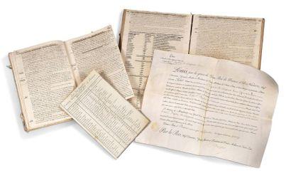 DUPLEIX DE CADIGNAN JEANBAPTISTE (1738-1824) OFFICIER