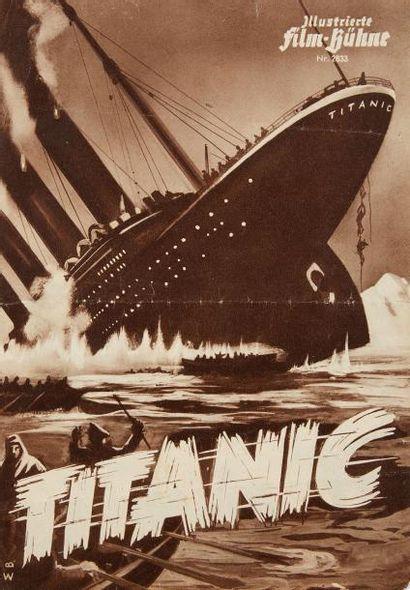 [TITANIC]泰坦尼克号