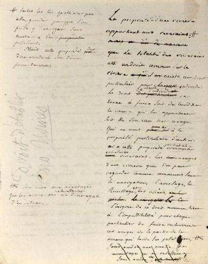 CONDORCET JEAN-ANTOINE-NICOLAS CARITAT, MARQUIS DE 孔多塞侯爵 (1741-1794), MATHÉMATICIEN, PHILOSOPHE ET É