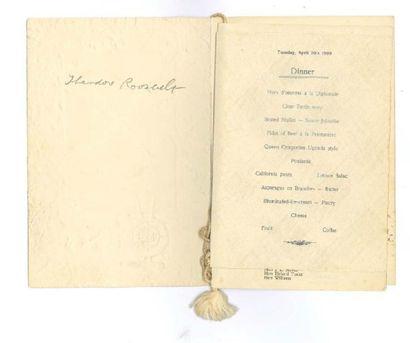 ROOSEVELT THEODORE 西奥多·罗斯福 (1858-1919)