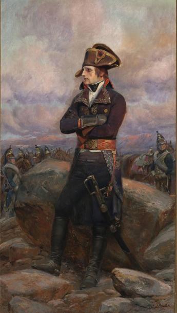 Edouard DETAILLE (Paris 1848 - 1912)