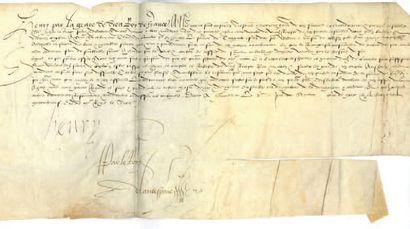 Henri ii (1519-1559)