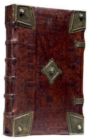SAINT JERÔME EPISTOLAE [LETTRES] EDITION ÉTABLIE PAR ADRIANUS BRIELIS (MORT EN 1472)...