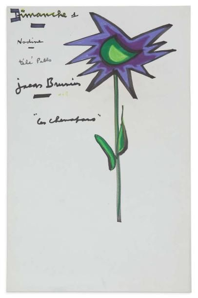 PRÉVERT JACQUES (1900- 1977)