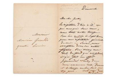 BÉRIOT CHARLES DE (1802-1870)