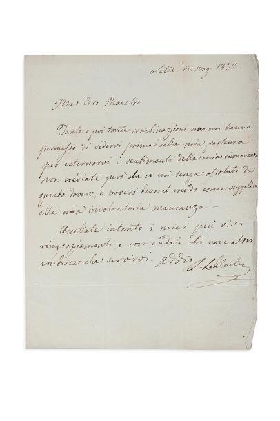 LABLACHE LUIGI (1794-1858)
