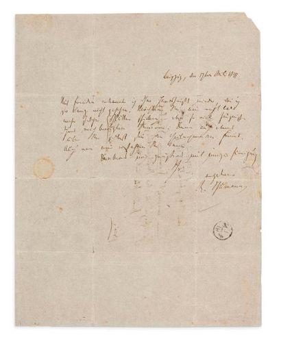 SCHUMANN ROBERT (1810-1856)