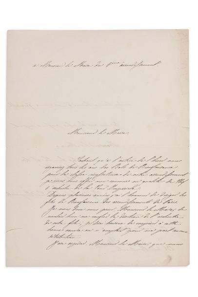 STRAUSS ISAAC (1806-1888)