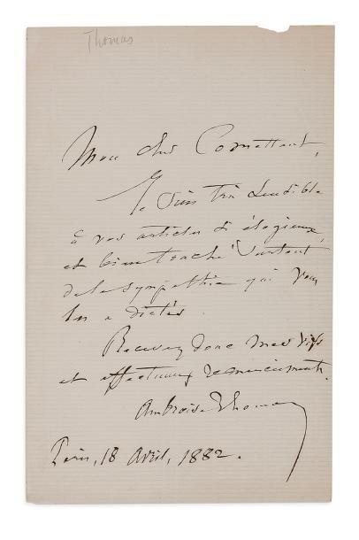 THOMAS Ambroise (1811-1896)