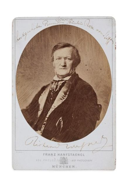 WAGNER RICHARD (1813-1883)