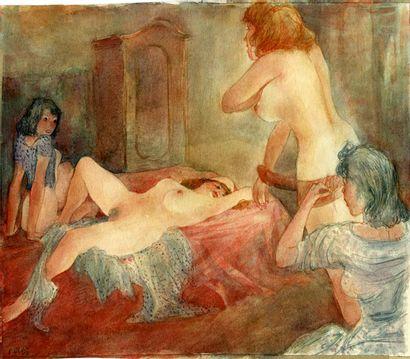 Otto Rudolf SCHATZ (1900-1961). Le Joujou...