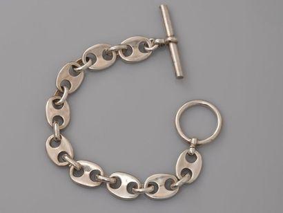 Bracelet en , argent 925 MM, dans le goût...