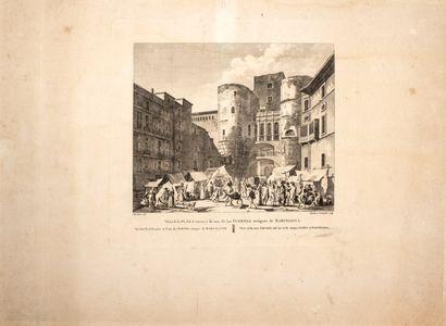 Couché François Louis (1782-1849), Réville...