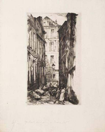Deville Henri Wilfrid Joseph (1871-1939)...