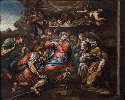 École ITALIENNE du XVIIe?siècle, suiveur...