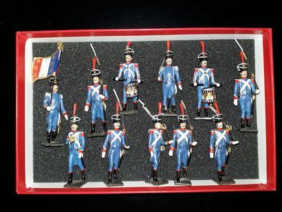 EMPIRE. France. Infanterie CBG Mignot. 11...
