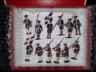 ANCIEN REGIME. France. Infanterie CBG Mignot....