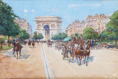 Georges STEIN   (Paris 1870 - Paris 1955)...