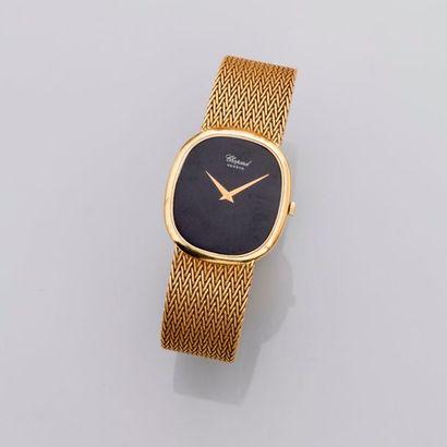 CHOPARD    Bracelet montre de...