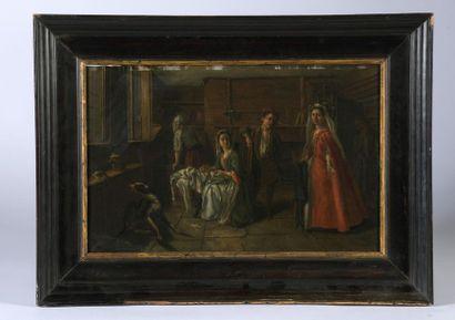 Jan Joseph HOREMANS le Jeune (Anvers, 1714...