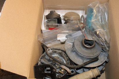 lot de pièces détachées pour SOLEX (phare,...