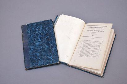 1863  Bulletin officiel de la Cochinchine....