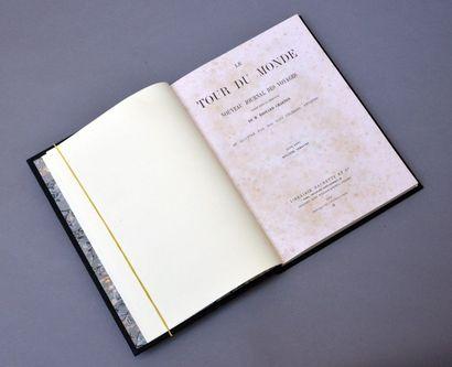 1870-1972-1873. GARNIER (Francis). Voyage...