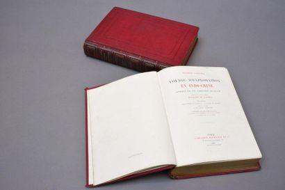 1885  Francis GARNIER.  Voyage d'exploration...