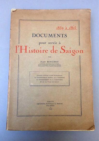 1927. Jean Bouchot. La Naissance et la première...