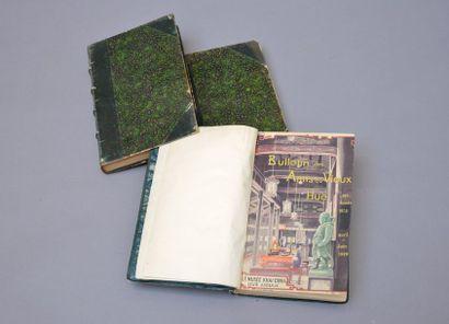1929. Bulletin des Amis du vieux Hué. Année...