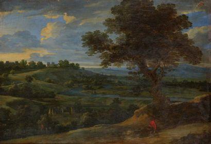 Attribué à Adam-François Van der Meulen,...