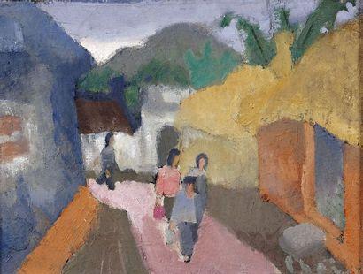 Bui Xuan Phai (1920-1988) Ecole des Beaux...