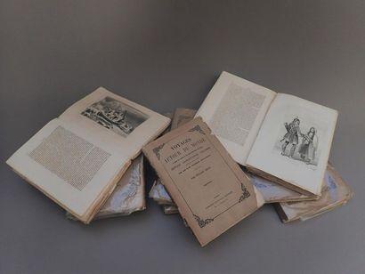 [EXTRÊME-ORIENT]  1880. SMITH (William)  Voyages...