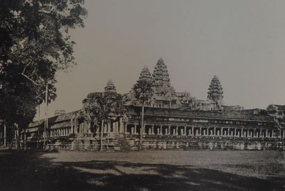 [INDOCHINE]  1929  Louis Finot  Le Temple...