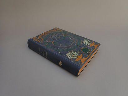 [CHINE]  1901  Paul D'Ivoi.  Voyages excentriques....