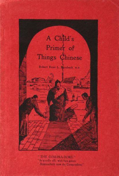 FERNBACH (Robert René L.), A child's primer...